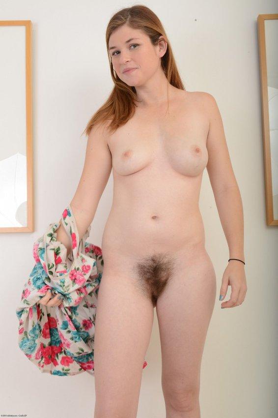 Sexy naked mature hairy women